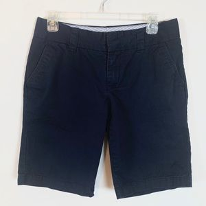 Tommy Hilfiger Navy Shorts with Pockets Size 6
